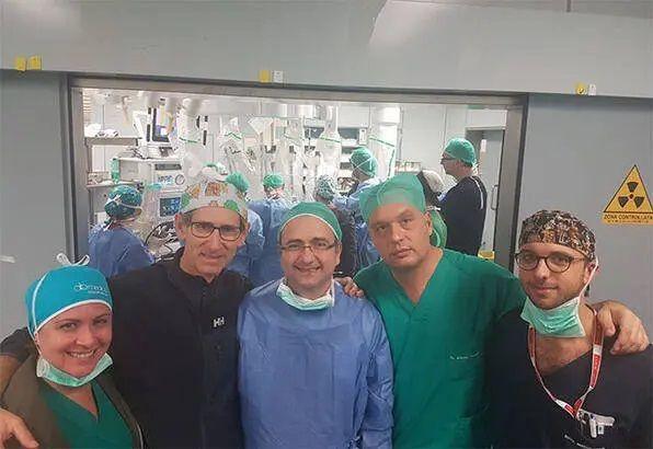 Türk Hekimin Geliştirdiği Teknik İtalya'da Uygulanacak! - Prof. Dr. Volkan Tuğcu | drvolkantugcu.com
